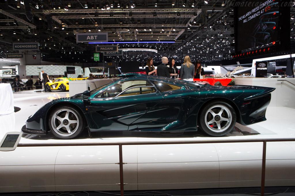McLaren F1 GT - Chassis: 56XPGT   - 2015 Geneva International Motor Show