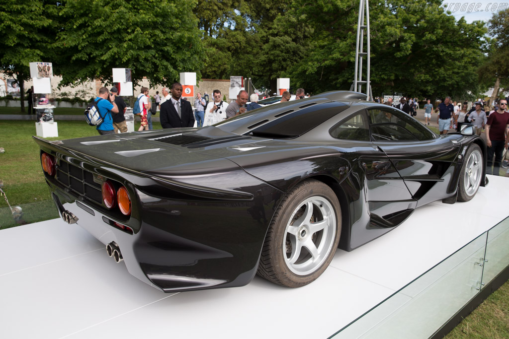 Festival Of Speed >> McLaren F1 GT - Chassis: 58F1GT - 2015 Goodwood Festival of Speed