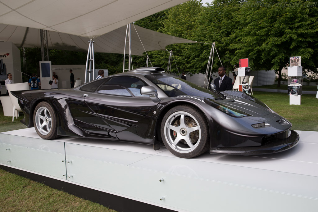 McLaren F1 GT - Chassis: 58F1GT   - 2015 Goodwood Festival of Speed