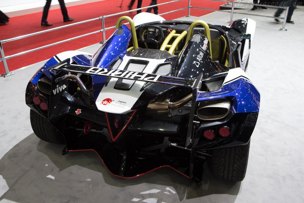 Phiaro P75 Concept Cipher    - 2015 Geneva International Motor Show