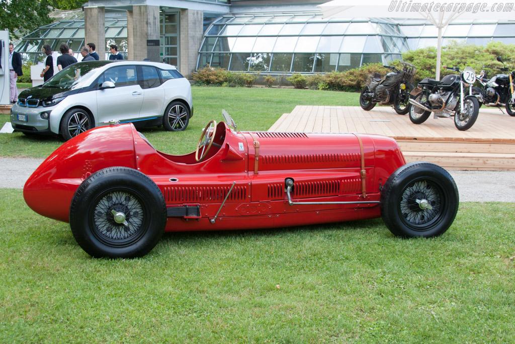 Maserati 6C 34 - Chassis: 3025   - 2014 Concorso d'Eleganza Villa d'Este
