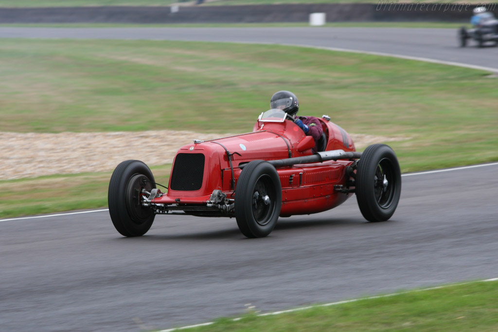 Maserati 6C 34 - Chassis: 3023   - 2006 Goodwood Revival