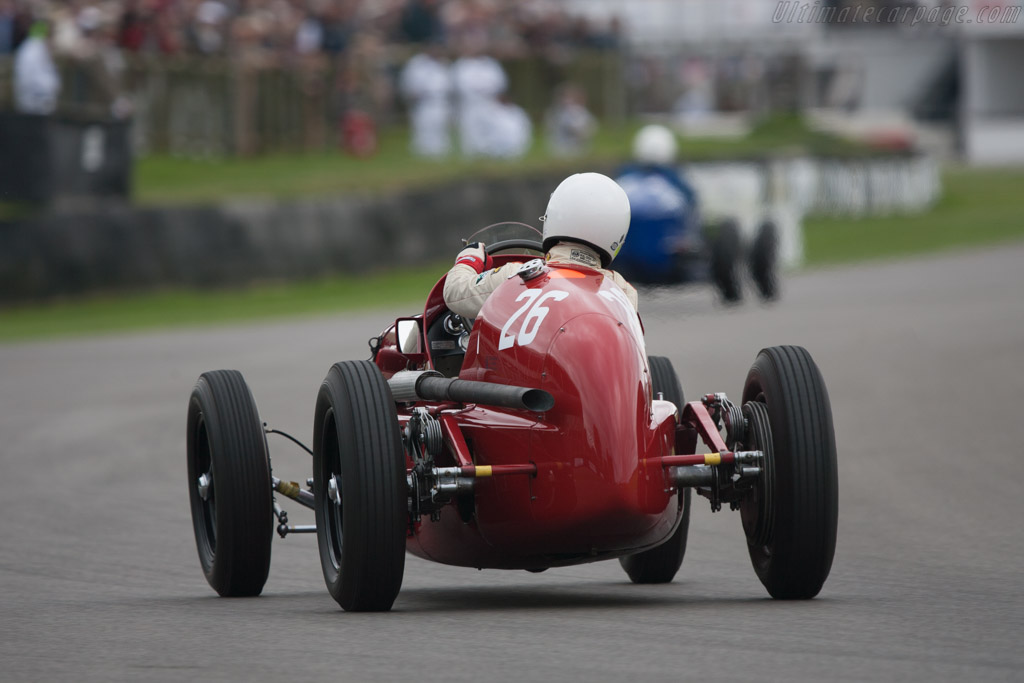 Maserati 6C 34 - Chassis: 3023   - 2012 Goodwood Revival