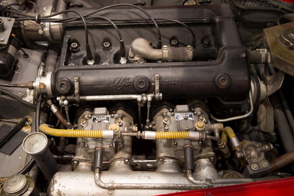 Alfa Romeo 1900 Sport Spider - Chassis: AR1900S 00002   - 2015 Techno Classica