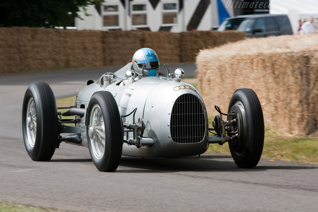 Auto Union Type A    - 2009 Goodwood Festival of Speed