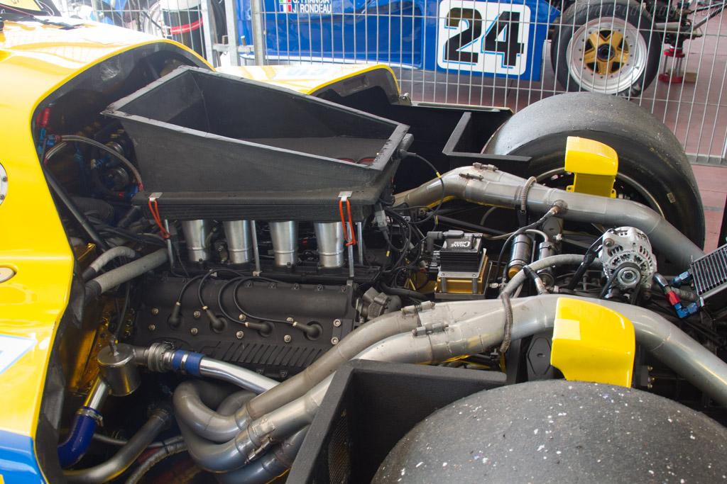 Spice SE89C Cosworth - Chassis: SE89C-003   - 2017 Jarama Classic