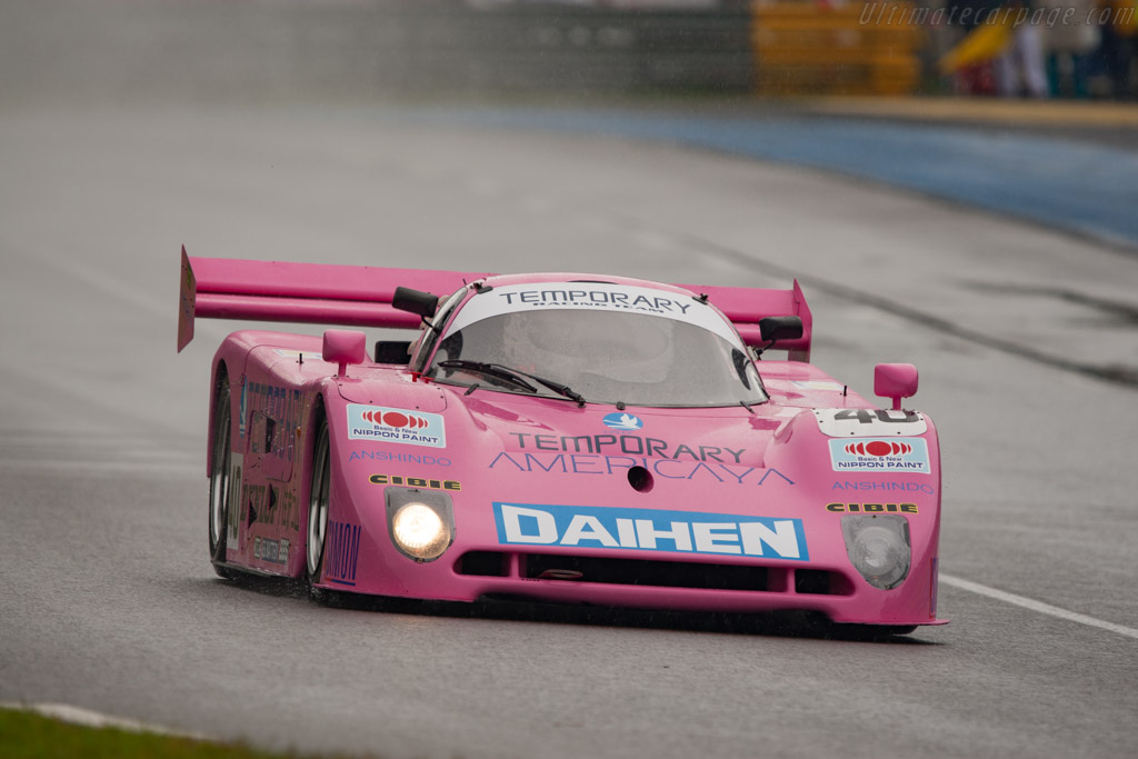 Spice SE90C Cosworth - Chassis: SE90C-017  - 2010 24 Hours of Le Mans