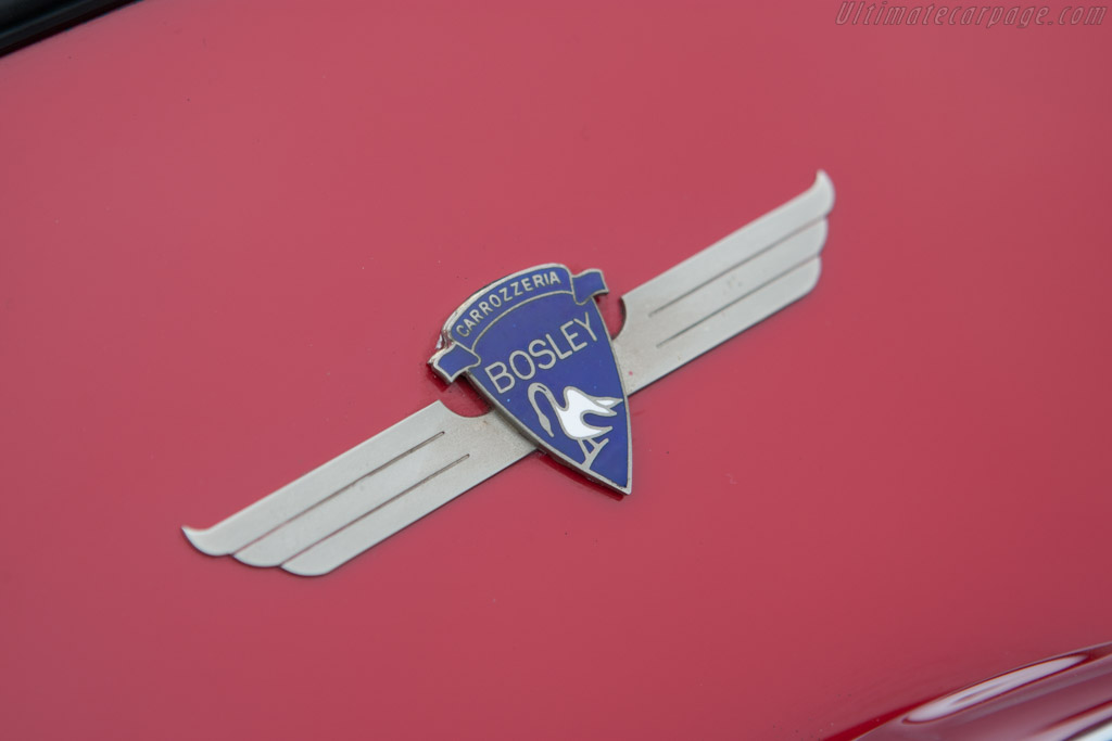Bosley Mark I G/T - Chassis: 001-RWB-53  - 2011 Pebble Beach Concours d'Elegance