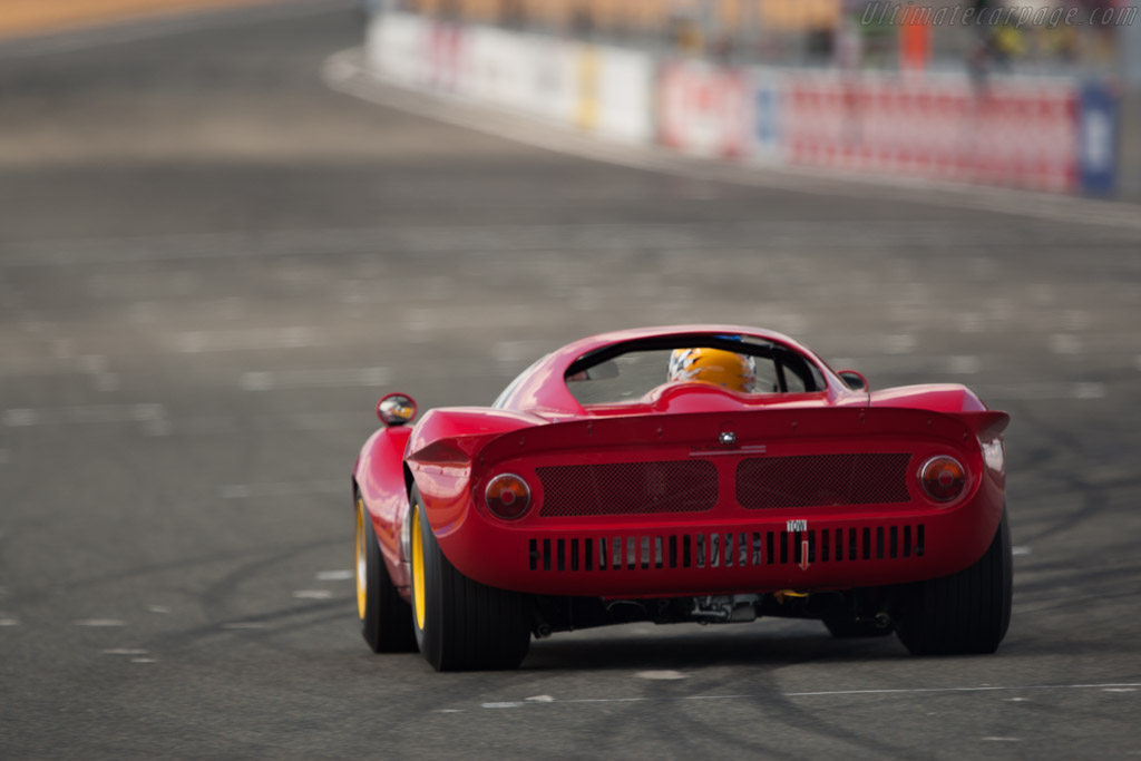 Ferrari 206 P Dino - Chassis: 0834   - 2009 24 Hours of Le Mans