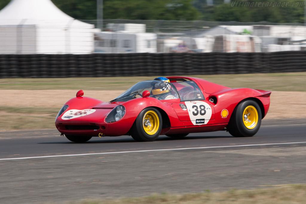 Ferrari 206 P Dino - Chassis: 0834   - 2010 Le Mans Classic