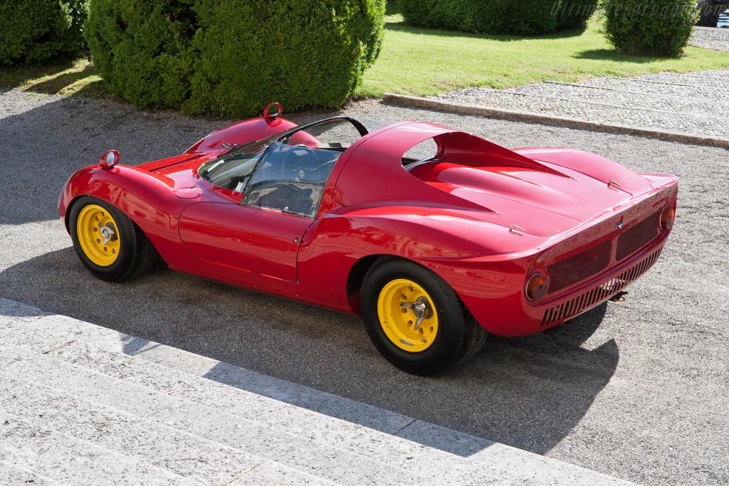 Ferrari 206 P Dino - Chassis: 0834   - 2013 Concorso d'Eleganza Villa d'Este