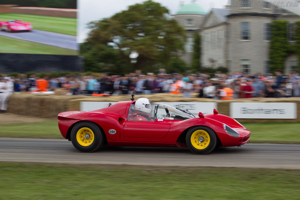 Ferrari 206 P Dino - Chassis: 0834   - 2016 Goodwood Festival of Speed