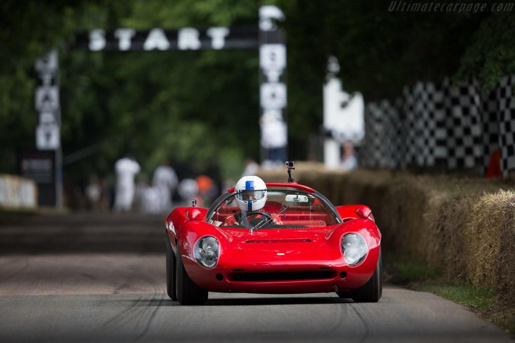 Ferrari 206 P Dino - Chassis: 0834   - 2016 Goodwood Festival of Speed