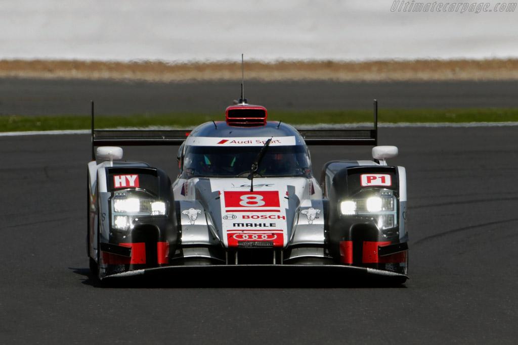 Audi R18 E Tron Quattro
