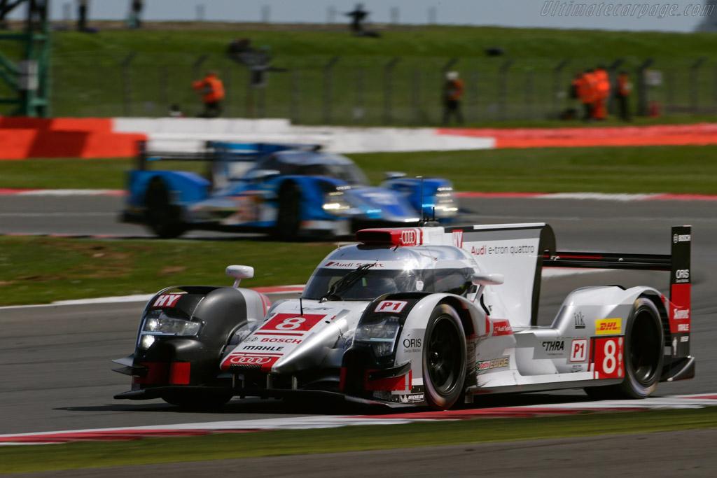 Audi Etron Quattro >> Audi R18 e-tron quattro