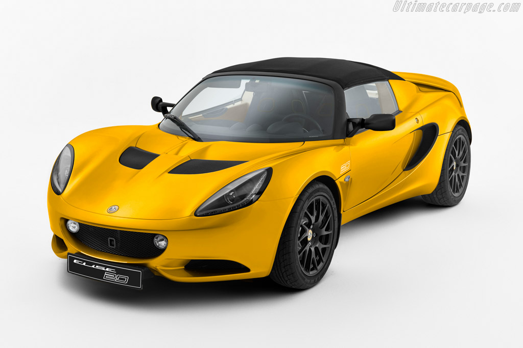 Click here to open the Lotus Elise 20th Anniversary gallery