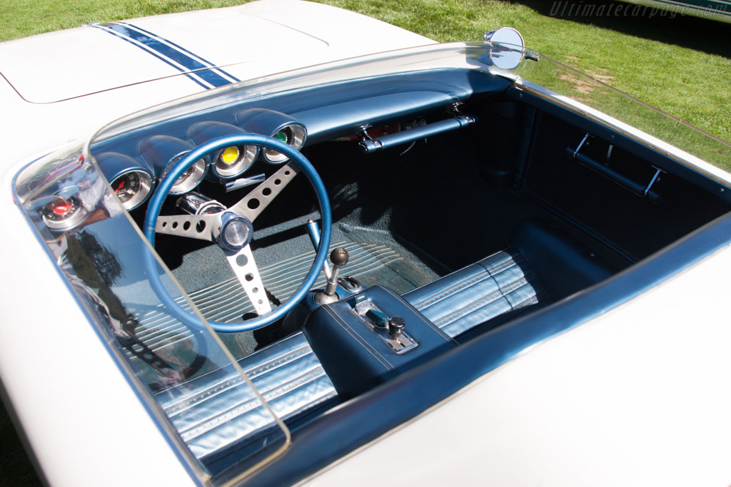 Ford Mustang I Roadster Concept - Chassis: 1-M-1500   - 2014 The Quail, a Motorsports Gathering