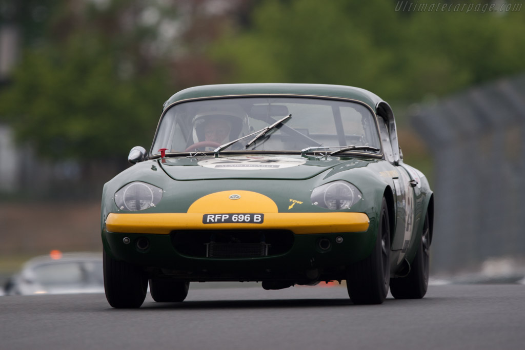 Lotus Elan 26R Shapecraft Coupe - Chassis: 26R-20   - 2012 Le Mans Classic