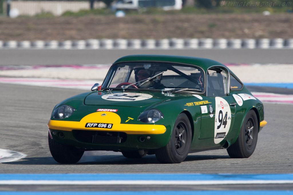 Lotus Elan 26R Shapecraft Coupe - Chassis: 26R-20   - 2012 Dix Mille Tours