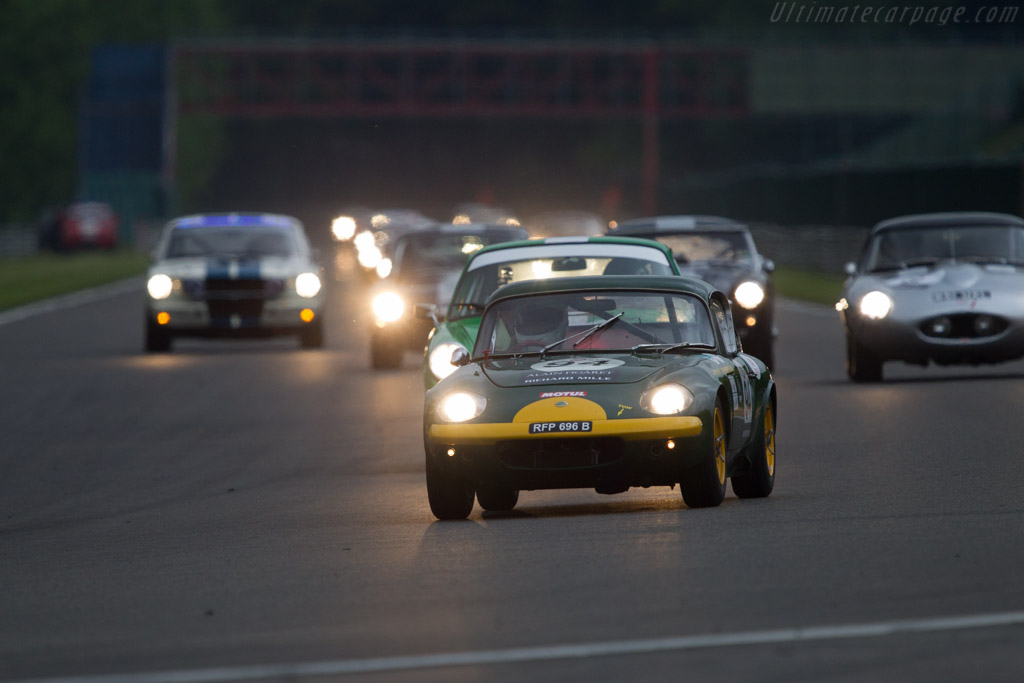 Lotus Elan 26R Shapecraft Coupe - Chassis: 26R-20   - 2013 Spa Classic