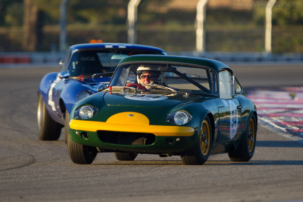 Lotus Elan 26R Shapecraft Coupe - Chassis: 26R-20   - 2013 Dix Mille Tours