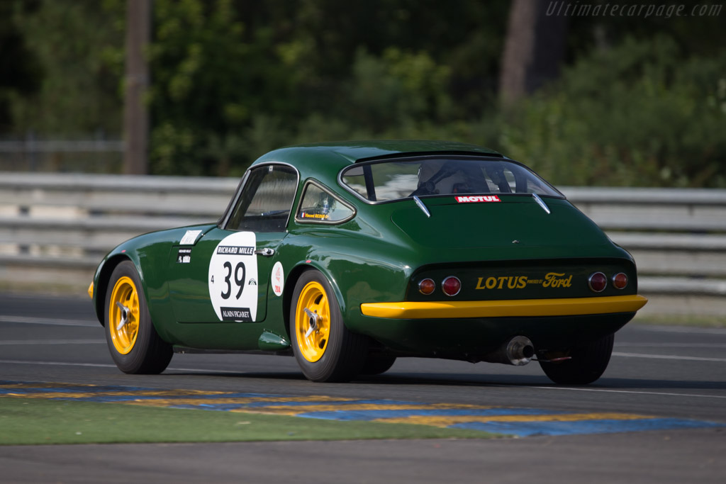 Lotus Elan 26R Shapecraft Coupe - Chassis: 26R-20   - 2014 Le Mans Classic
