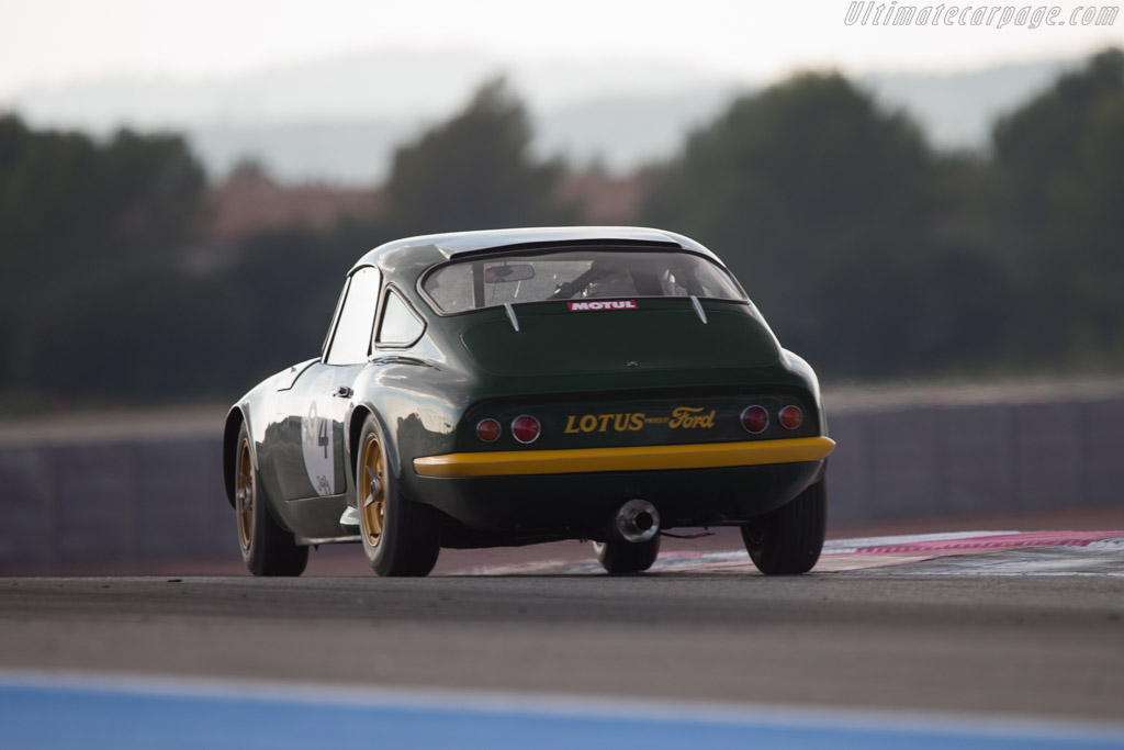 Lotus Elan 26R Shapecraft Coupe - Chassis: 26R-20   - 2014 Dix Mille Tours