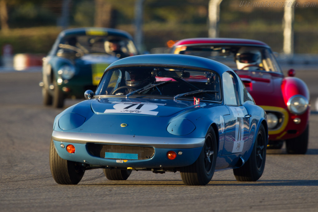 Lotus Elan 26R Shapecraft Coupe - Chassis: 26R-7   - 2013 Dix Mille Tours