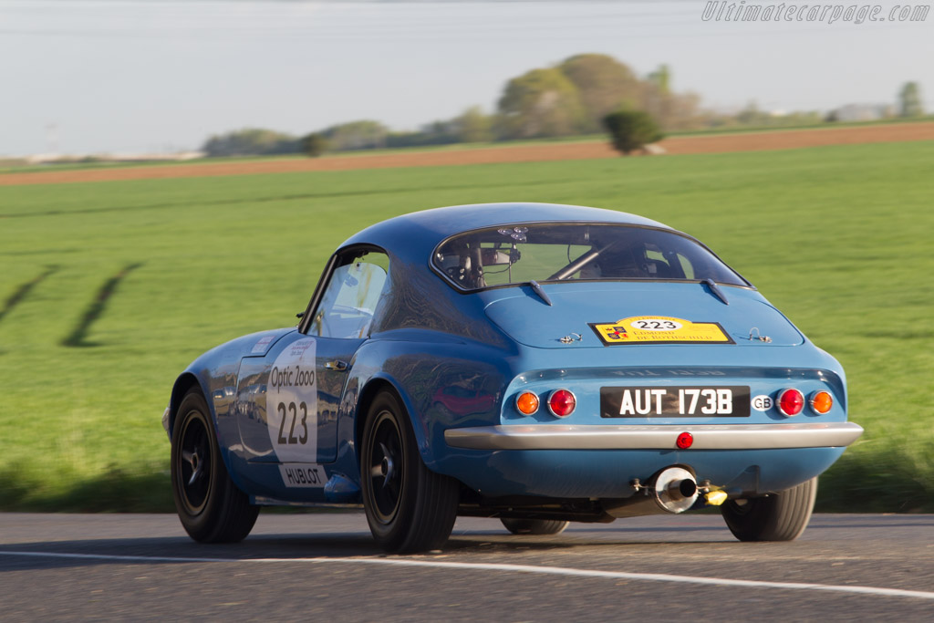 Lotus Elan 26R Shapecraft Coupe - Chassis: 26R-7   - 2014 Tour Auto