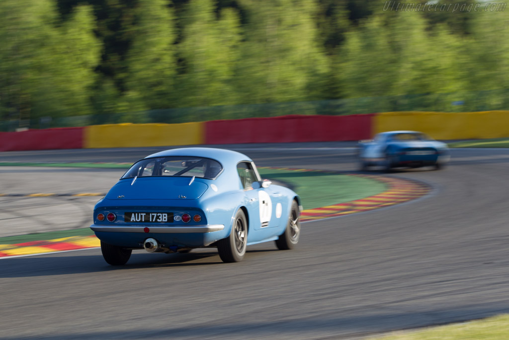 Lotus Elan 26R Shapecraft Coupe - Chassis: 26R-7   - 2014 Spa Classic