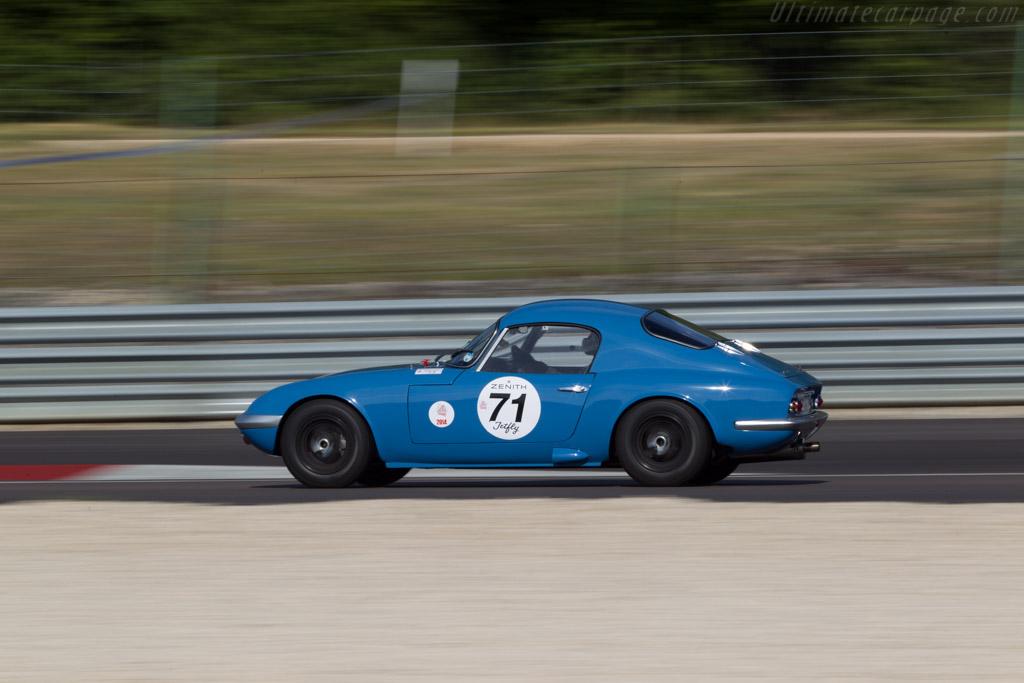 Lotus Elan 26R Shapecraft Coupe - Chassis: 26R-7   - 2014 Grand Prix de l'Age d'Or
