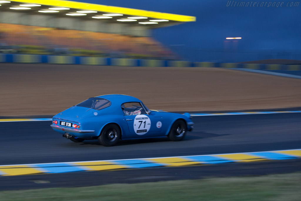 Lotus Elan 26R Shapecraft Coupe - Chassis: 26R-7   - 2014 Le Mans Classic