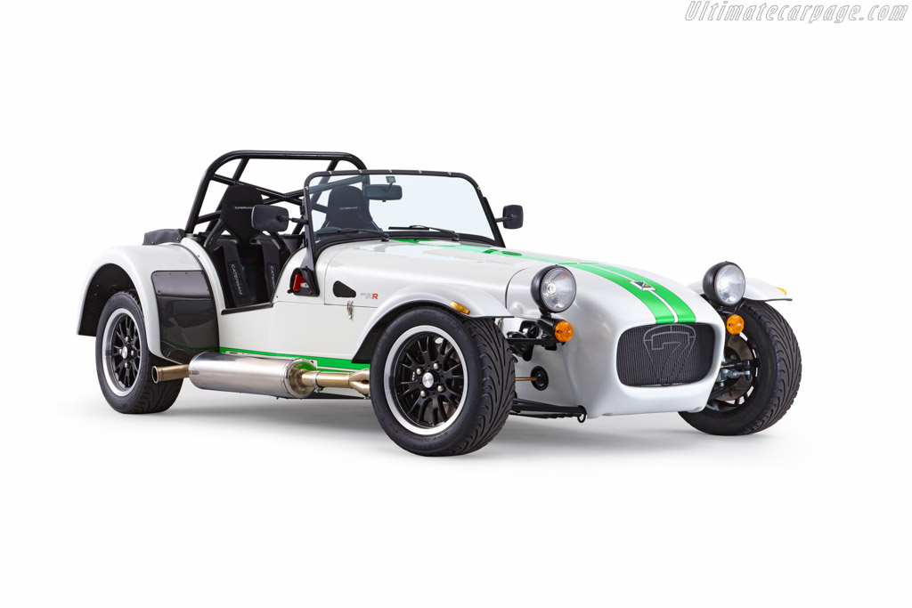 Click here to open the Caterham Seven 270R gallery
