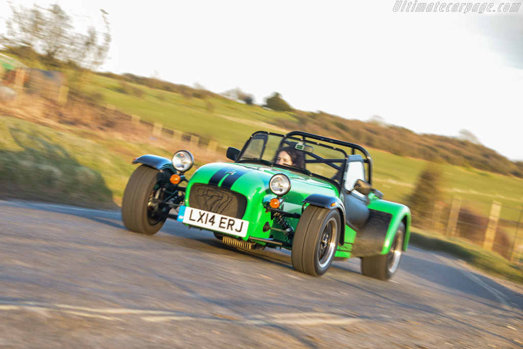 Click here to open the Caterham Seven 360R gallery