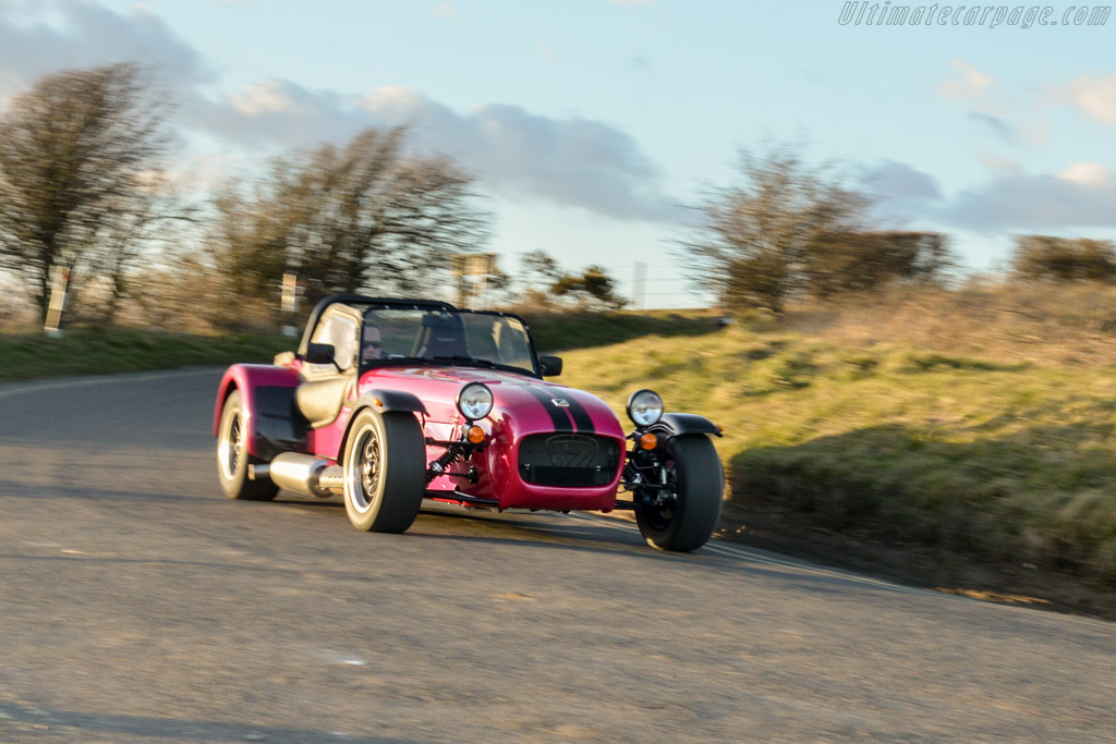 Click here to open the Caterham Seven 420R gallery