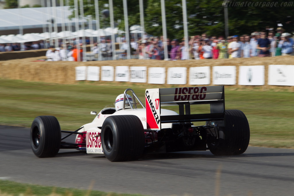 Arrows A10B Megatron - Chassis: A10B-03   - 2013 Goodwood Festival of Speed