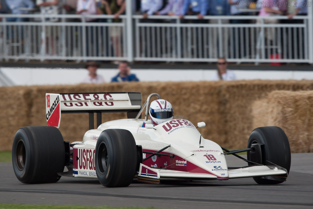 Arrows A10B Megatron - Chassis: A10B-01   - 2011 Goodwood Festival of Speed