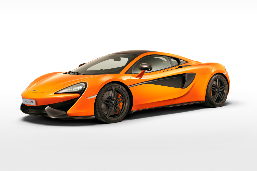 Click here to open the McLaren 570S Coupé gallery