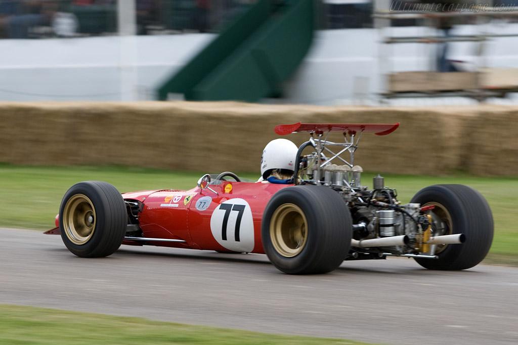 Ferrari Dino 246 Tasman - Chassis: 0010  - 2008 Goodwood Festival of Speed