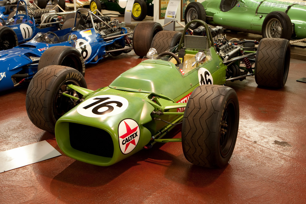 Click here to open the Matra MS9 Cosworth gallery