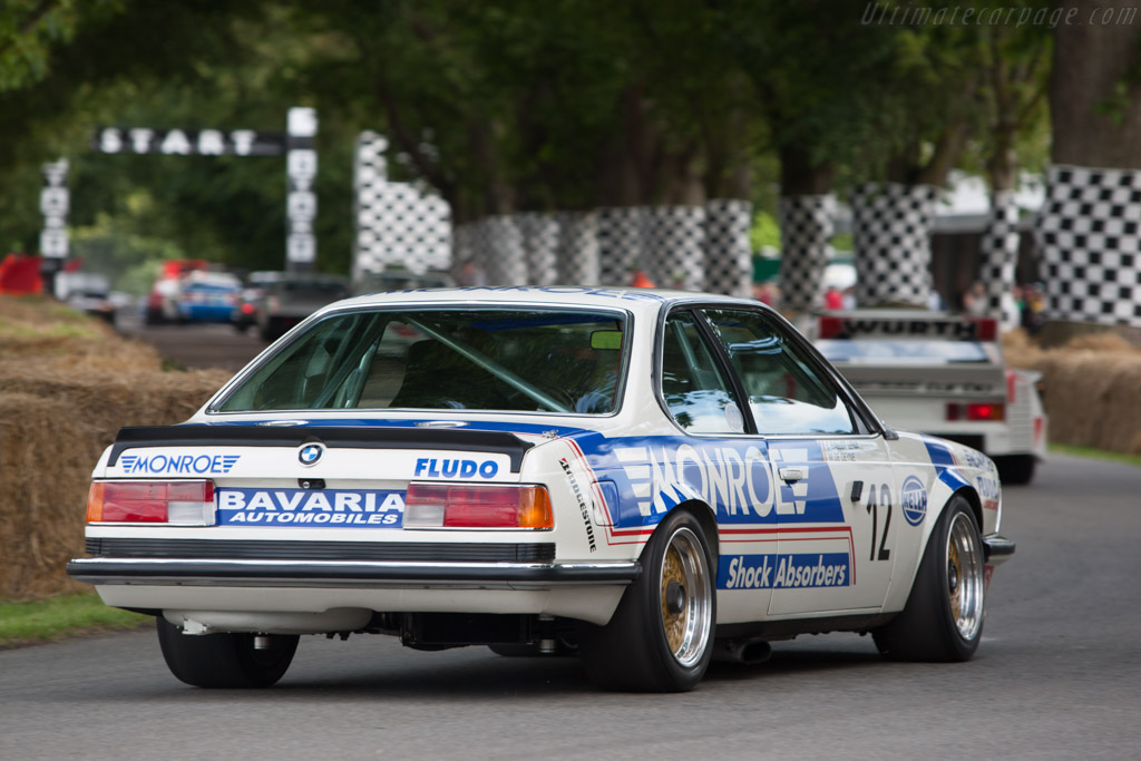 BMW 635 CSi Group A - Chassis: E24 RA2-51   - 2012 Goodwood Festival of Speed
