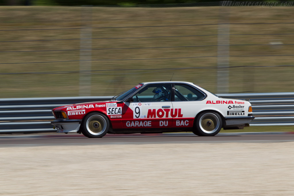 BMW 635 CSi Group A - Chassis: E24 RA2-38   - 2014 Grand Prix de l'Age d'Or
