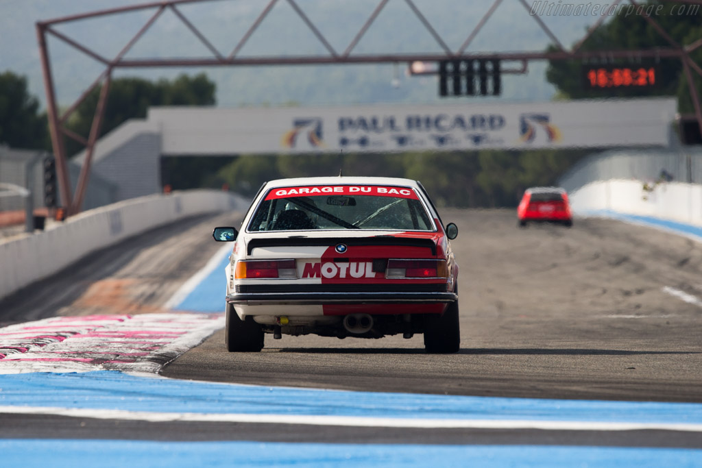 BMW 635 CSi Group A - Chassis: E24 RA2-38   - 2014 Dix Mille Tours