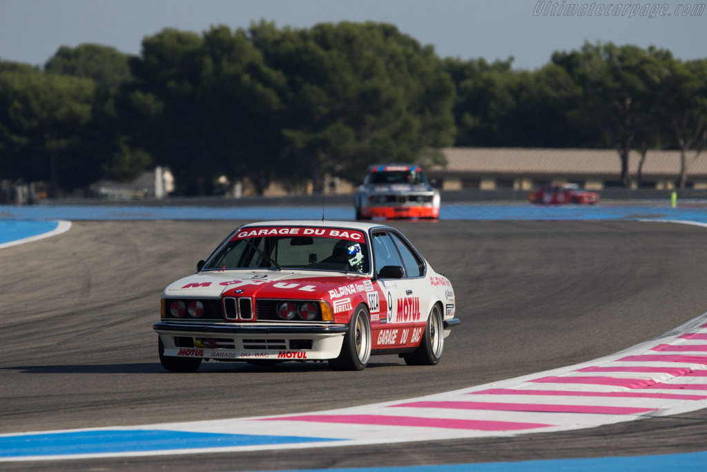 BMW 635 CSi Group A - Chassis: E24 RA2-38   - 2014 Dix Mille Tours