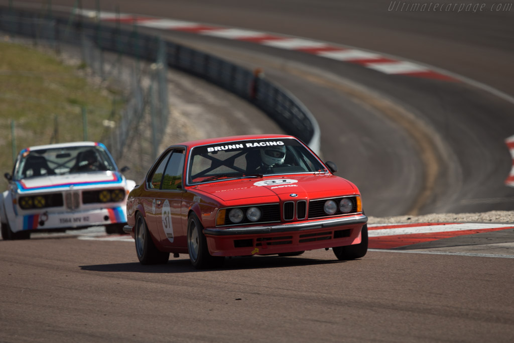 BMW 635 CSi Group A - Chassis: E24 RA1-30   - 2014 Grand Prix de l'Age d'Or