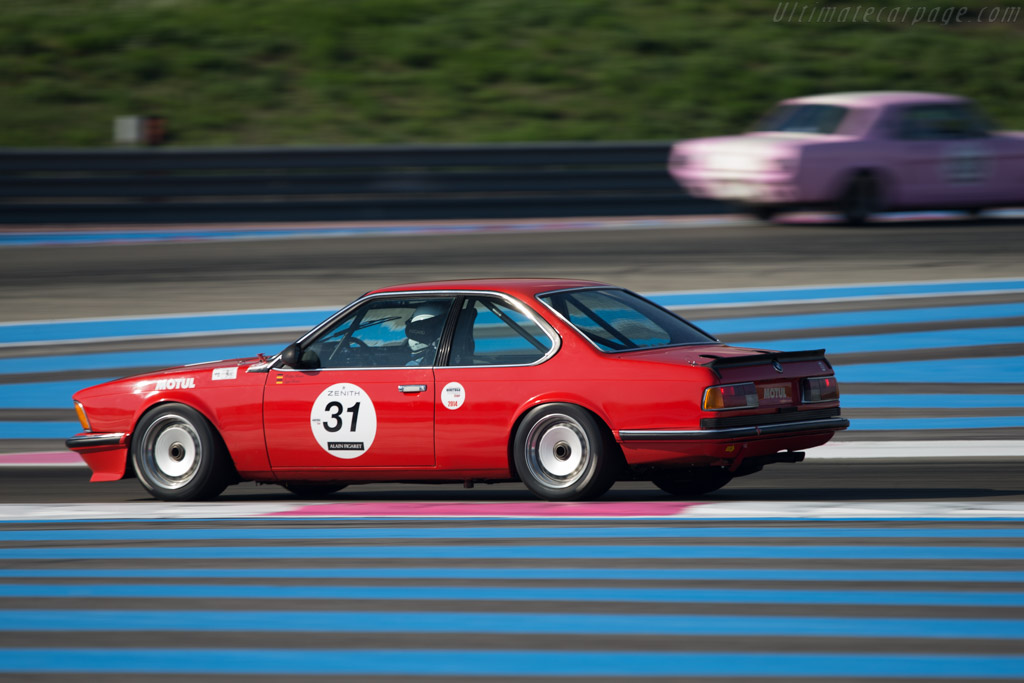 BMW 635 CSi Group A - Chassis: E24 RA1-30   - 2014 Dix Mille Tours