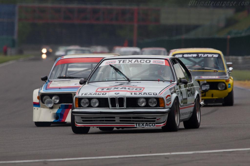 BMW 635 CSi Group A - Chassis: E24 RA1-04   - 2013 Spa Classic
