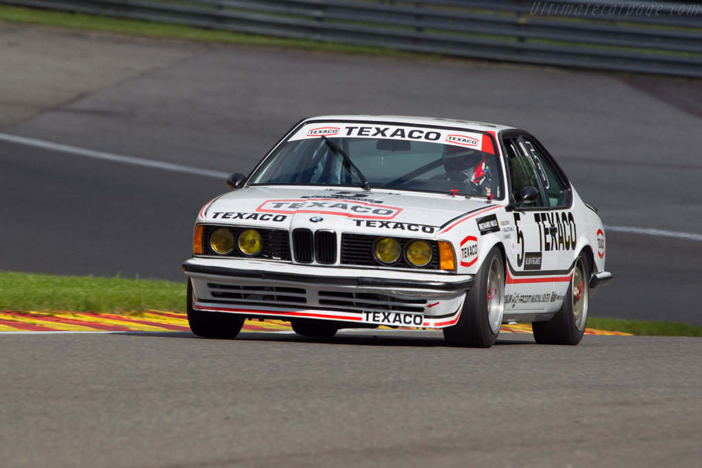 BMW 635 CSi Group A - Chassis: E24 RA1-04   - 2013 Spa Classic