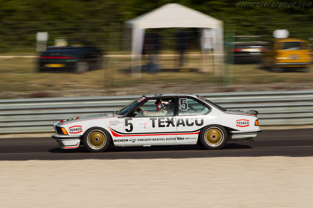 BMW 635 CSi Group A - Chassis: E24 RA1-04   - 2014 Grand Prix de l'Age d'Or