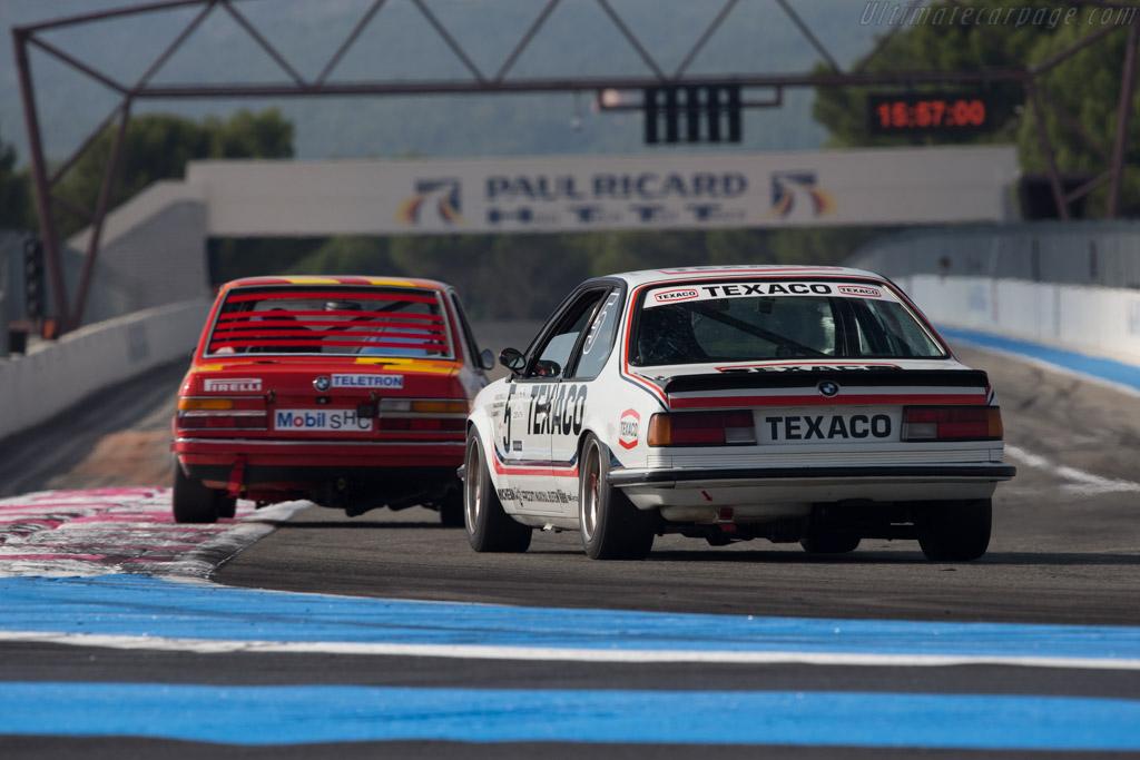 BMW 635 CSi Group A - Chassis: E24 RA1-04  - 2014 Dix Mille Tours